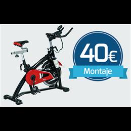 Bicicleta estática, ciclo indoor, elíptica